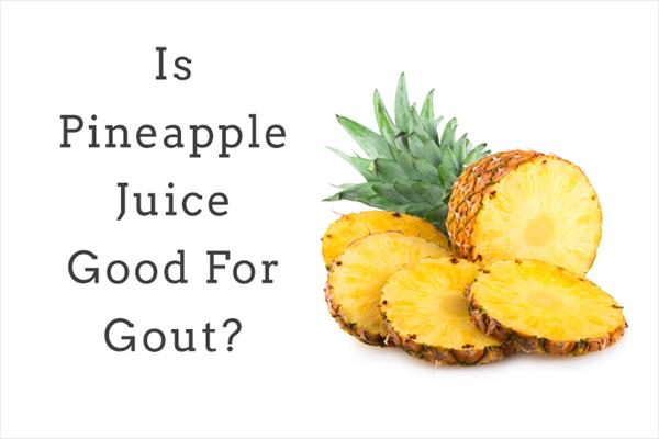 Gout Research Pineapple-gout7