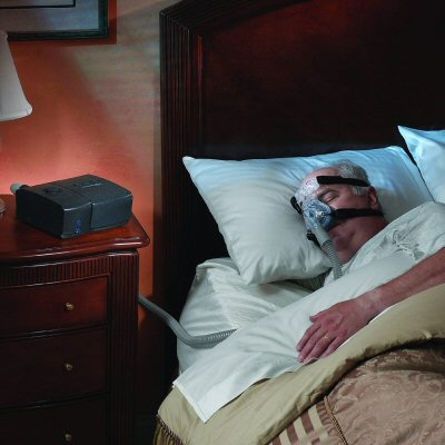 Sphenoid Sinus Infections and can You Find Comfort After Pr-comfortgel-nasal-mask-man-asleep-mseries