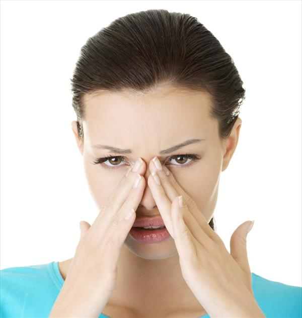 Sinusitis Fever. are You Suffering from a Burning Sinus-hay-fever-sinusitis-and-nasal-polyps0