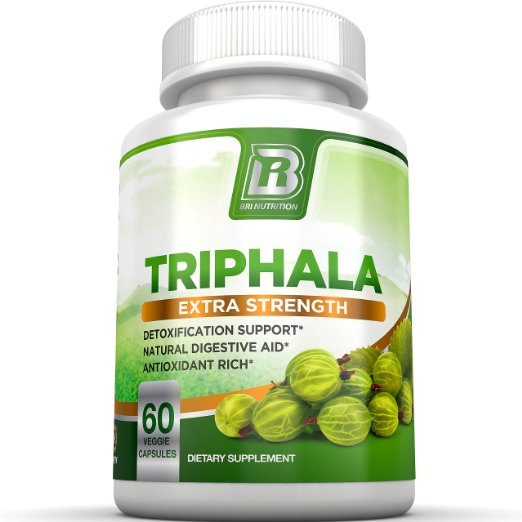 Triphala and Benefits of Triphala Herb Triphala-capsules