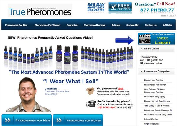 Pheromone Cologne Review: Human Pheromones: can You Really True-pheromones0