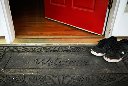 Sinus Histiocytosis and How to Achieve Sinusitis Relief  Webmd-photo-of-rubber-welcome-mat