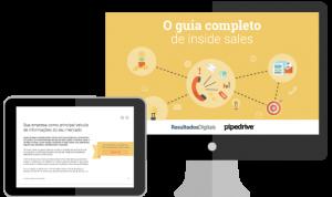 Baixar eBook 'O Guia Completo de Inside Sales' pdf, epub, eBook