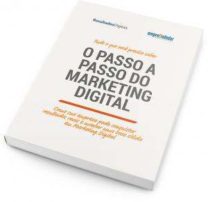 """Baixar eBook """"O passo a passo do Marketing Digital"""" pdf, epub, eBook"""