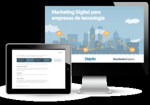 Baixar Marketing Digital para Empresas de Tecnologia pdf, epub, eBook