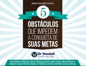Baixar 5 Obstáculos que Impedem a Conquista de Metas pdf, epub, eBook