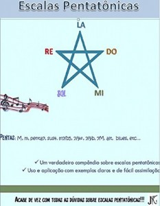 Baixar As Escalas Pentatônicas: Mais de 50 escalas pentatõnicas reunidas em um único book – para Guitarristas e Violonistas e outros pdf, epub, eBook