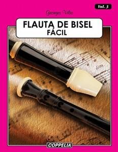 Baixar Flauta de Bisel Fácil – Vol. 3 pdf, epub, eBook