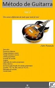 Baixar Método Guitarra Nível Intermediário: Um curso diferente de tudo que você já viu (Método Guitarra – Intermediário Livro 2) pdf, epub, eBook