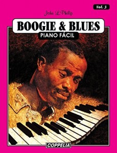 Baixar Boogie and Blues Piano Fácil – Vol. 3 pdf, epub, eBook