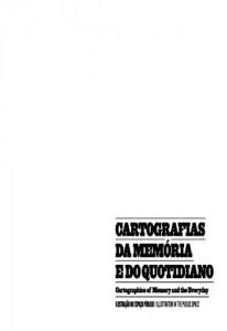 Baixar Cartografias da Memória e do Quotidiano pdf, epub, ebook