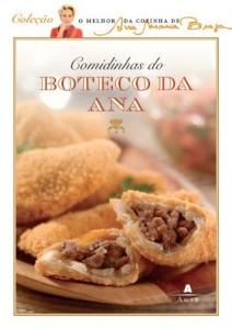 Baixar Comidinhas do boteco da Ana (O melhor da cozinha de Ana Maria Braga) pdf, epub, eBook