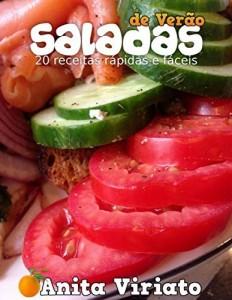 Baixar Saladas de Verão: 20 receitas rápidas e fáceis pdf, epub, eBook