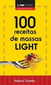 Baixar 100 Receitas de Massas Light pdf, epub, eBook