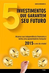 Baixar 5 investimentos que garantem seu futuro pdf, epub, eBook