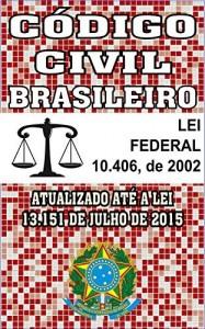 Baixar Novo Código Civil Brasileiro: (Atualizado até a Lei 13.151 de 2015) pdf, epub, ebook