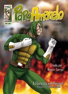 Baixar PAPO AMARELO EM QUADRINHOS: As aventuras do Papo Amarelo pdf, epub, eBook