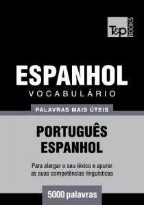 Baixar Vocabulário Português-Espanhol – 5000 palavras mais úteis pdf, epub, eBook