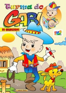 Baixar Turma do Gabi 01 pdf, epub, eBook