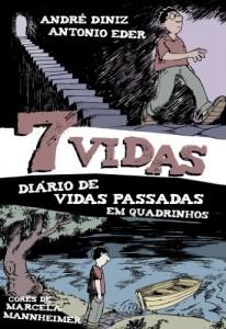 Baixar 7 Vidas – Diário de Vidas Passadas em Quadrinhos pdf, epub, eBook