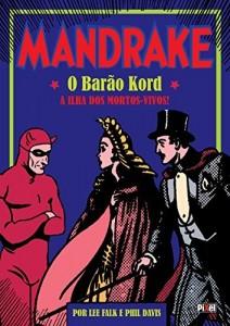Baixar Mandrake: O Barão Kord: A Ilha dos mortos-vivos: 2 pdf, epub, eBook