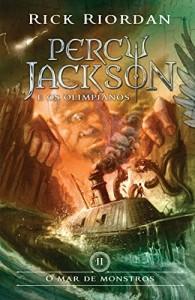 Baixar O mar de monstros (Percy Jackson e os Olimpianos Livro 2) pdf, epub, eBook