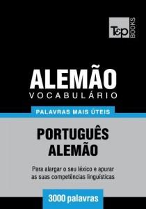 Baixar Vocabulário Português-Alemão – 3000 palavras mais úteis pdf, epub, eBook