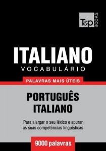 Baixar Vocabulário Português-Italiano – 9000 palavras mais úteis pdf, epub, eBook
