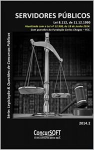 Baixar SERVIDORES PÚBLICOS – Lei 8.112 de 11.12.1990.: Direito Administrativo (Legislação e Questões de Concursos Públicos) pdf, epub, eBook