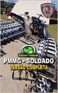 Baixar Apostila Concurso PMMG Soldado 2015: Preparatório digital para o concurso da Polícia Militar do Estado de Minas Gerais pdf, epub, eBook