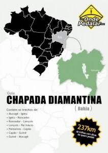Baixar Guia Pedalar na Chapada Diamantina: Oito trechos mapeados para dar a volta ao Parque Nacional da Chapada Diamantina pdf, epub, eBook