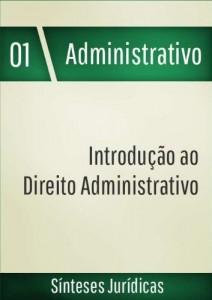 Baixar Introdução ao Direito Administrativo (Sínteses Jurídicas Livro 1) pdf, epub, ebook