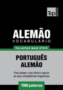 Baixar Vocabulário Português-Alemão – 7000 palavras mais úteis pdf, epub, eBook