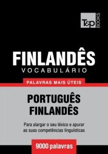 Baixar Vocabulário Português-Finlandês – 9000 palavras mais úteis pdf, epub, eBook