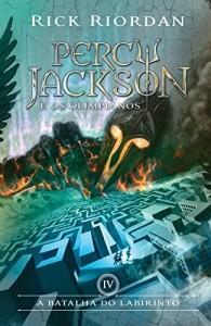 Baixar A batalha do labirinto (Percy Jackson e os Olimpianos Livro 4) pdf, epub, eBook