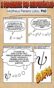 Baixar Equações em Quadrinhos: A descoberta das antipartículas pdf, epub, eBook