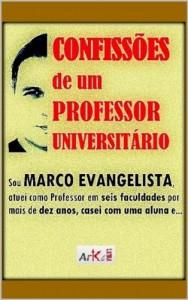 Baixar CONFISSÕES de um Professor Universitário pdf, epub, eBook