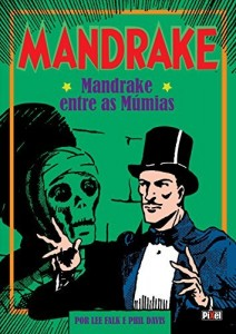Baixar Mandrake Entre as Múmias pdf, epub, eBook