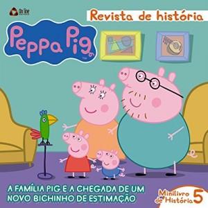 Baixar Peppa Pig – Revista de História 05 pdf, epub, eBook