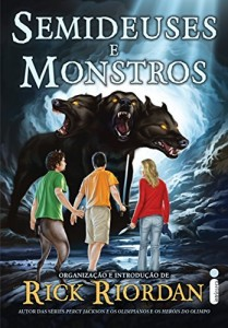 Baixar Semideuses e monstros pdf, epub, ebook