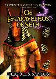 Baixar As Aventuras de Alex Canyon: Os Escaravelhos de Seth (Egito, Livro 1) pdf, epub, eBook