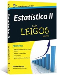 Baixar Estatística II Para Leigos pdf, epub, eBook