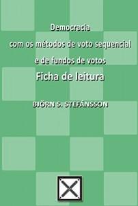 Baixar Democracia com os métodos de voto sequencial e de fundos de votos. Ficha de leitura pdf, epub, ebook