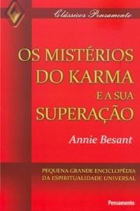 Baixar Os Mistérios do Karma e Sua Superação (Clássicos Pensamento) pdf, epub, eBook