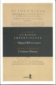 Baixar A novela do curioso impertinente pdf, epub, ebook