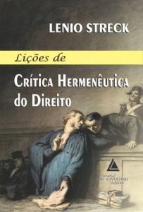 Baixar Lições de Crítica Hermenêutica do Direito pdf, epub, eBook
