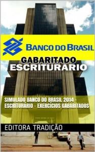Baixar Simulado Banco do Brasil 2014 – Escriturário – Exercícios Gabaritados pdf, epub, ebook