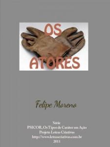 Baixar Os Atores (PSICOR, os tipos de caráter em ação) pdf, epub, ebook