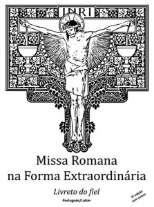 Baixar Missa Romana na forma extraordinária: Livreto do fiel. Português/Latim. Com cantos pdf, epub, eBook