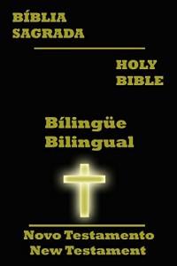 Baixar O Novo Testamento da Bíblia Bílingüe [Português-Ínglês] Com Índice Ativo pdf, epub, eBook